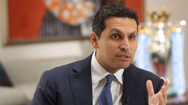 khaldoon interview