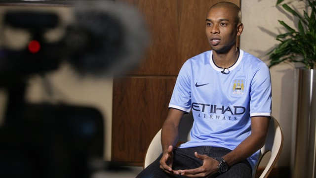 Fernandinho video pic