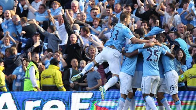 Goal celebration two