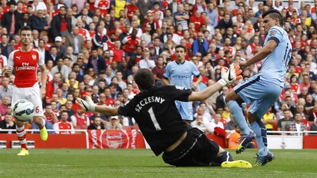 Sergio goal