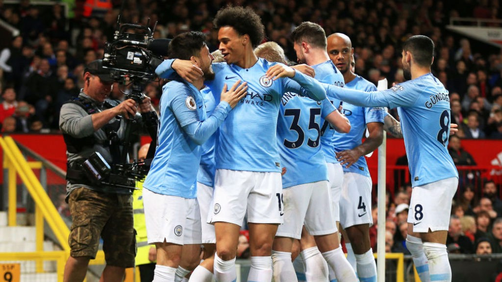 SMILES BETTER: The City players' expressions say it all!