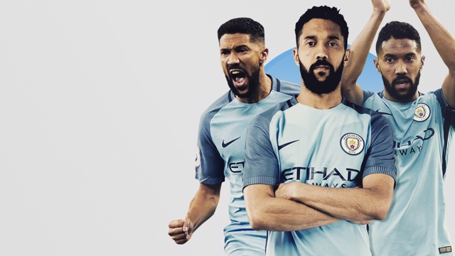 THANK YOU: Gael Clichy's six year spell at Manchester City will come to an end this summer.