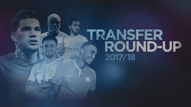 TRANSFER ROUND-UP: CityTV take a look at the Club's summer additions!