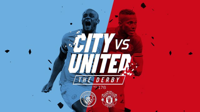 DERBY COUNTDOWN: This weekend sees the 176th Manchester Derby