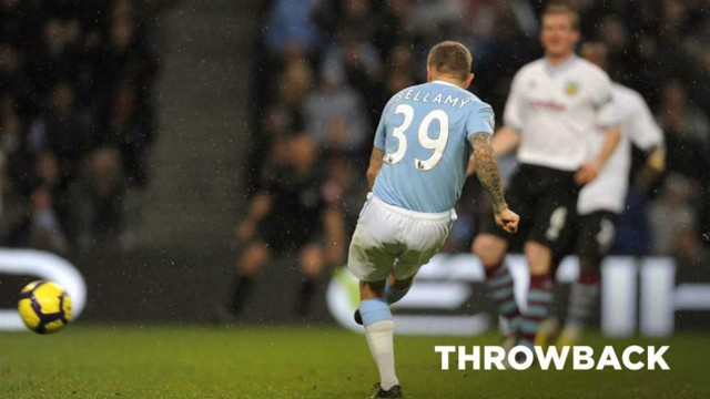 THROWBACK: Craig Bellamy finds the target for City in a dramatic 3-3 draw with Burnley in November 2009