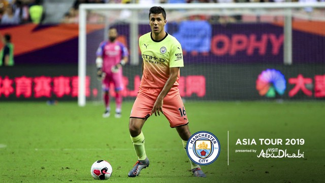 SPOTLIGHT: We focus on Rodri's first two games for City out in China